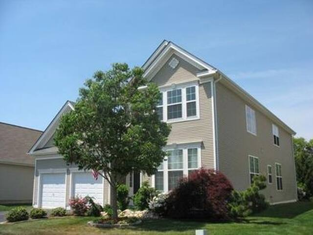 Large airy home near Princeton