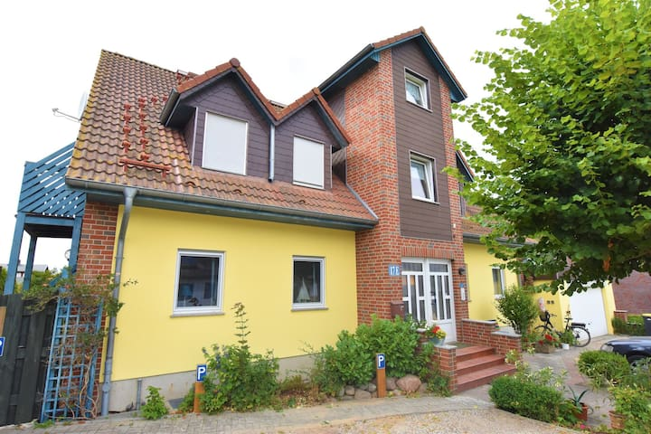 Seaside Apartment in Insel Poel with Sauna