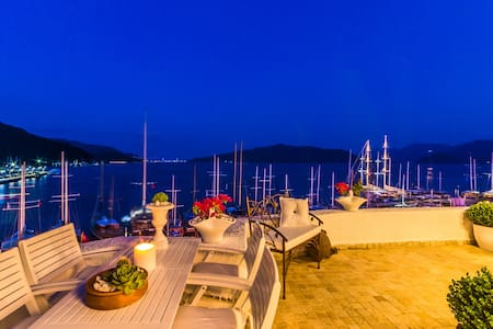 8 Oda Boutique Homes (Luxury Suite) - Marmaris