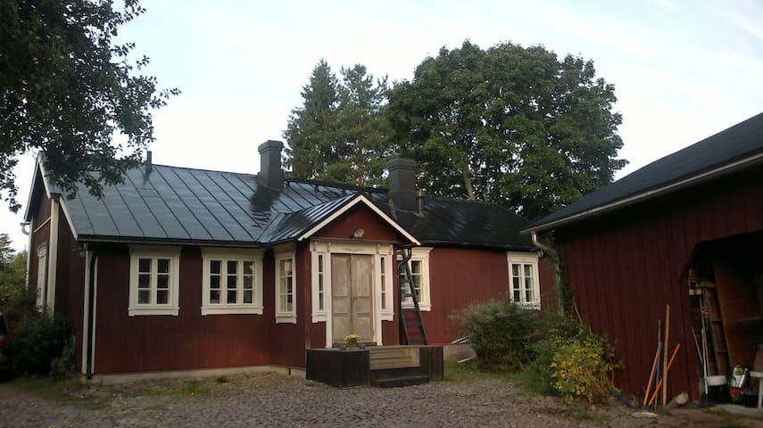 Charming 1800's house near Helsinki - Loviisa