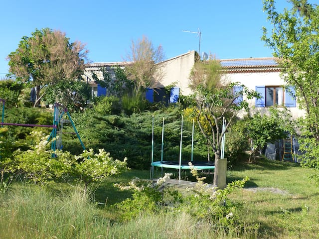 Charmante Villa en Provence - Châteauneuf-Val-Saint-Donat