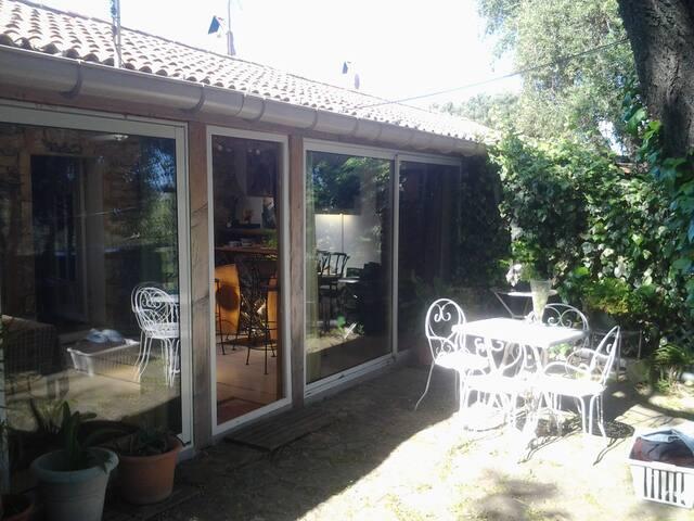 Location vacances - La Cadière-d'Azur - Apartment