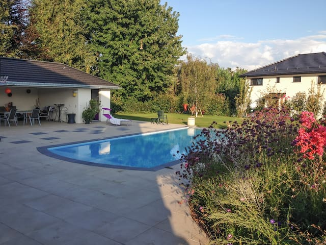 One-bedroom flat near Lake Geneva - Founex - Appartement
