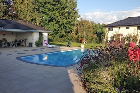 One-bedroom flat near Lake Geneva - Founex