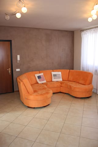 Iseo Lake appt with garden close to the airport - Grumello del Monte - 公寓