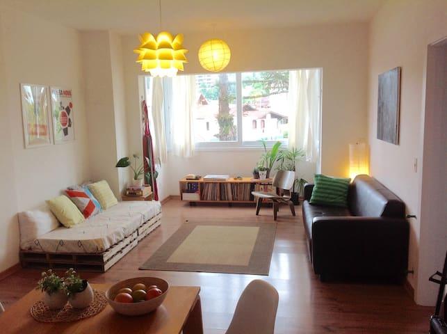 Lindo apartamento no Centro - Gramado - Apartemen