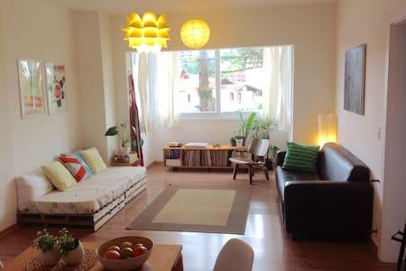 Lindo apartamento no Centro - Gramado