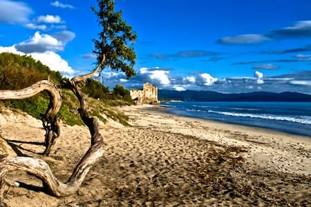 Holidays in Tuscany  tuscan holiday - Rosignano Solvay-Castiglioncello - Condominium