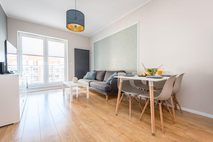 Apartamenty Tespis No.6 (Francuska 88A/55)