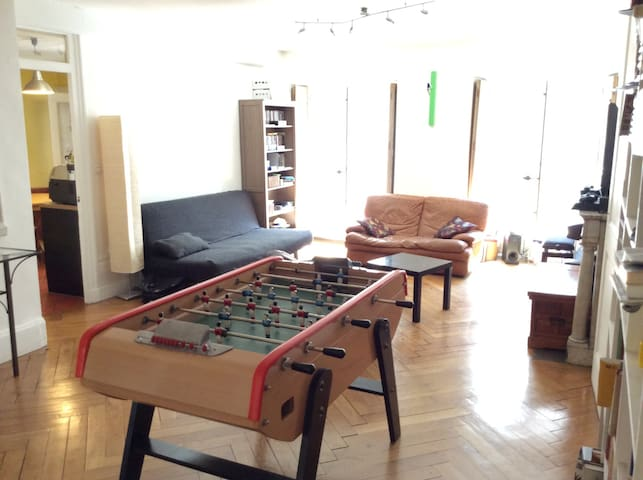 145 sq.m in the heart of lyon - Lyon - Apartment