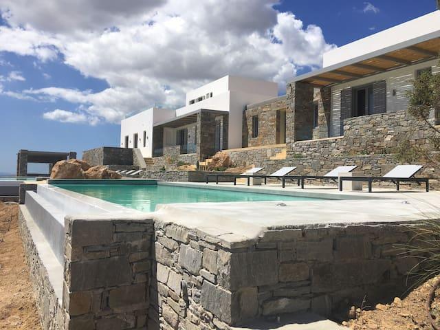 Amazing villa in Paros(villa Mare) - Kostos - Casa