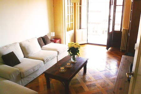 CENTRE: Entire Cozy Apartment - 日内瓦 - 公寓