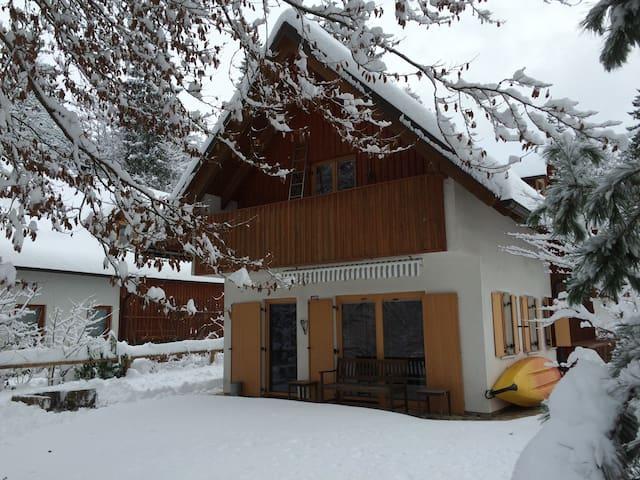 GREEN HOUSE - Ribčev Laz - House
