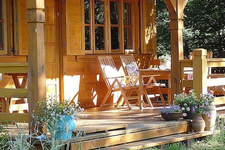 Summer House by the lake - Przewięź