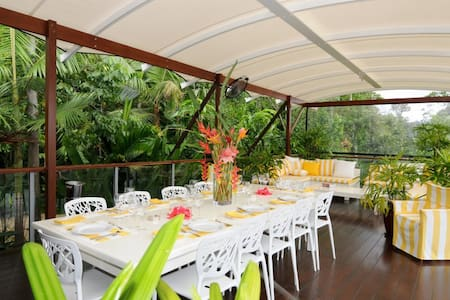 Tropical Holidays on The Deck ! - Wongaling Beach
