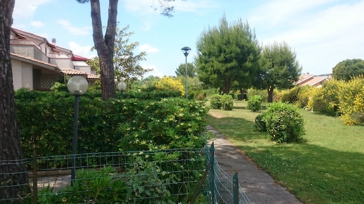 Indipendent cottage Sirolo