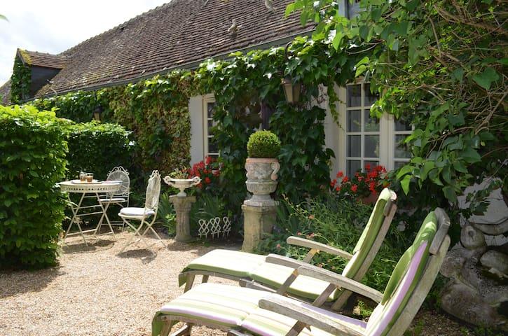 Gîte de charme Touraine Sologne - Selles-sur-Cher - House