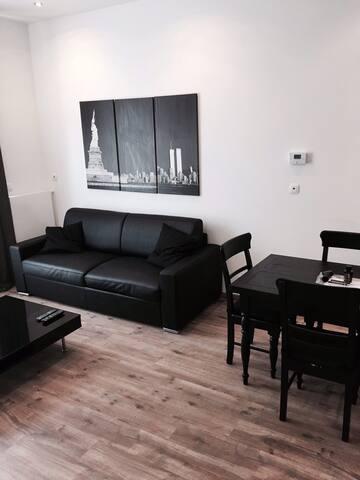 New Appartement - Uccle center - Uccle - Apartemen