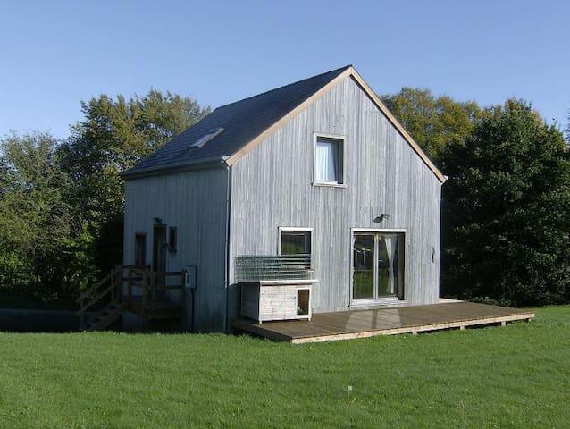 La Maison en Bois - Houffalize - Dom