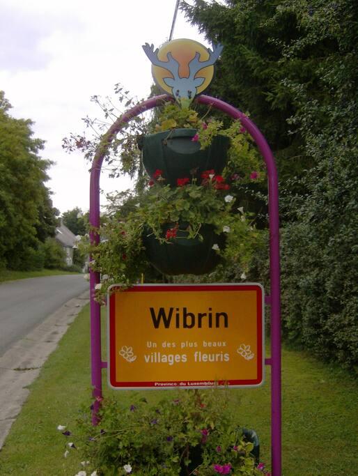 Wibrin heet u welkom
