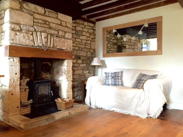 Tannery Cottage - Northleach - Hus