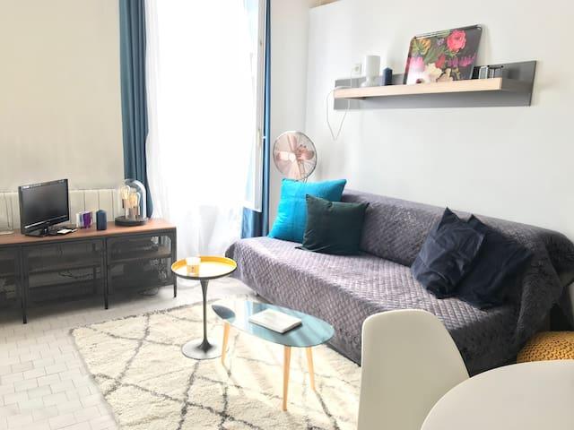 Appartement cosy  centre de Nîmes