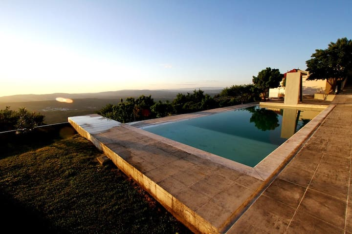 Excellent House in the Mountain - Lousã - Huvila