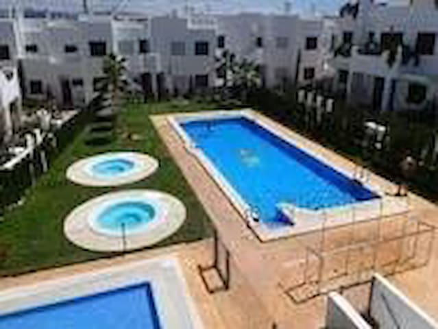 Mar de Pulpi 30 Spain sleeps 4-6 apartment