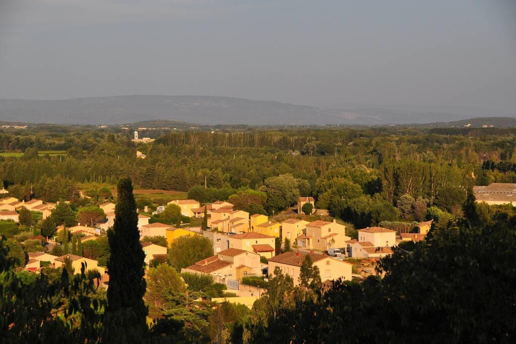 Mas Lou souvadou, Avignon-Provence