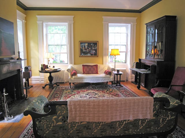 Delano room at Delano Homestead B&B - Fairhaven - Bed & Breakfast