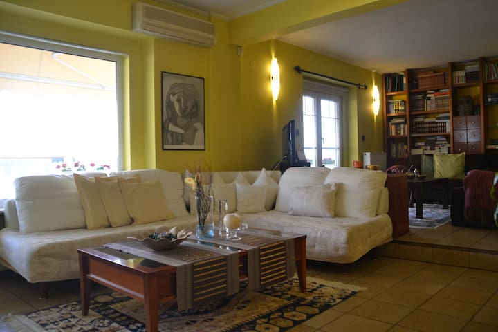 PARALIA SEAVIEW- Holiday Apartment - Paralia - Appartement