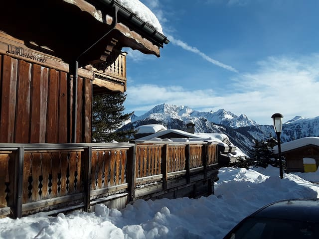 6room great terrace ski in/out Courchevel 1850 - A