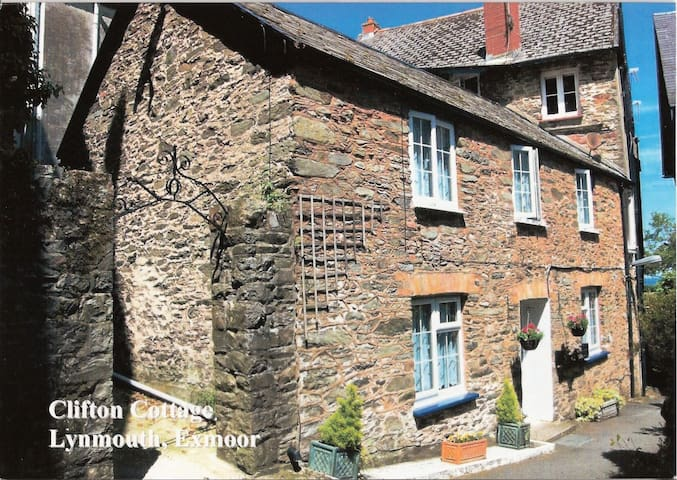 Clifton Cottage - Lynmouth