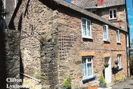 Clifton Cottage - Lynmouth - 獨棟