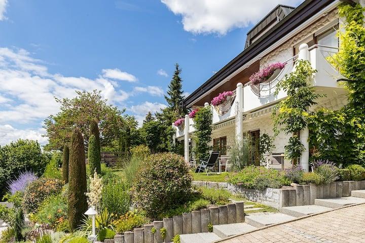 Gästehaus Anita, (Gailingen am Hochrhein), Studiowohnung, 84 m² für 4 Personen