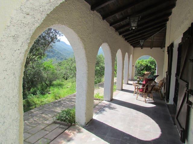 Casa Ollastus - Cottage near San Giovanni cave
