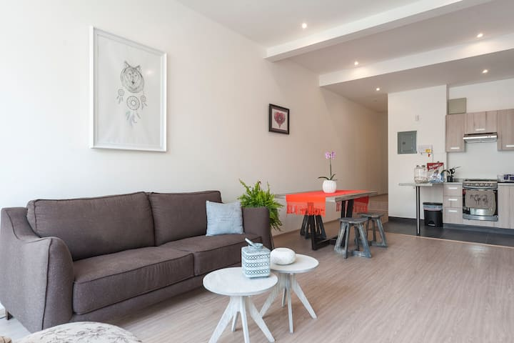 NEW Cozy apartment in Colonia Roma - Mexiko-Stadt