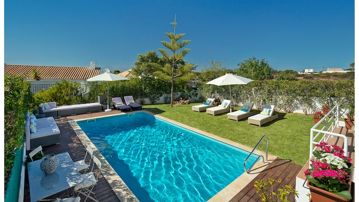 Casa da Quinta - Lovely 3 bedroom Villa with stunning pool area