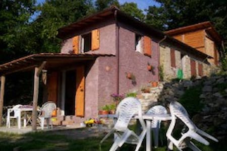 Mountaintop Hideaway in Tuscany - Pra' del Prete - 小木屋