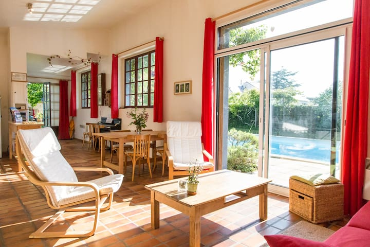 Nice and sunny holiday house - Montlouis-sur-Loire - บ้าน