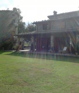 La Torre di Villa Montegenco - Comunanza
