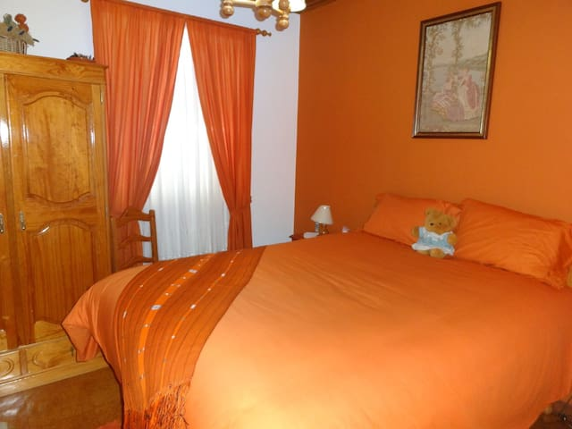 Casa Corais - Orange Room (AL) - Calheta - บ้าน