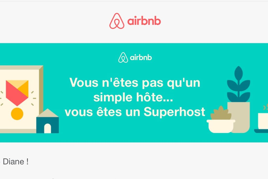 I am Superhost !