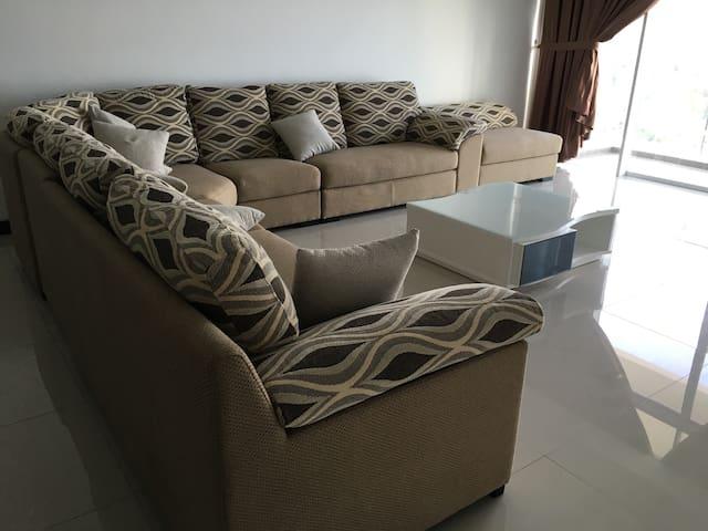 Miri bay resort condominium Homestay unit B