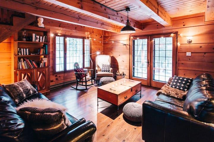 Cottage chic lumberjack - Rivière-Rouge