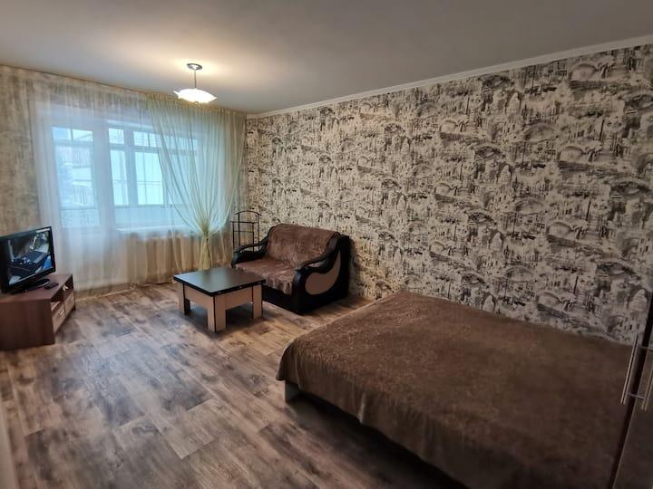 Сдается чистая уютная 1-я квартира.