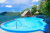 3 bedroom villa at Laguna de Apoyo