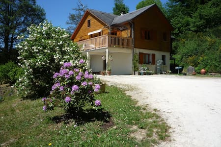 Quiet location in a beautiful area - Treignac - Bed & Breakfast