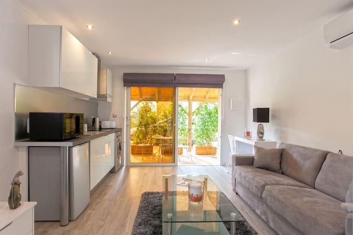 Studio neuf à ERBALUNGA - Brando - Apartment