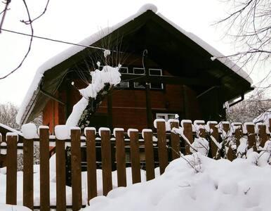 Пряничный домик в уединенном месте  в горах Адыгеи